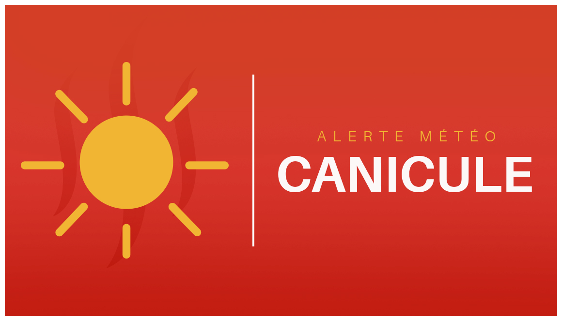 Picto canicule
