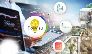 PoliVisu, tableau de bord des mobilités